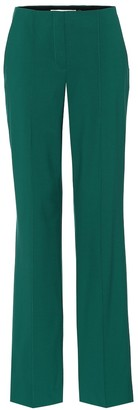Diane von Furstenberg Wool crApe pants