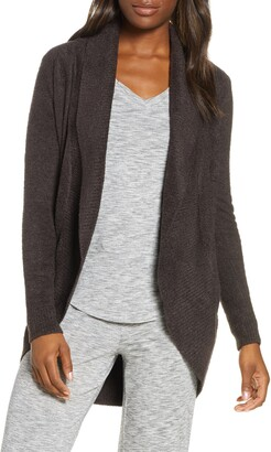 Barefoot Dreams CozyChic Lite(R) Circle Cardigan