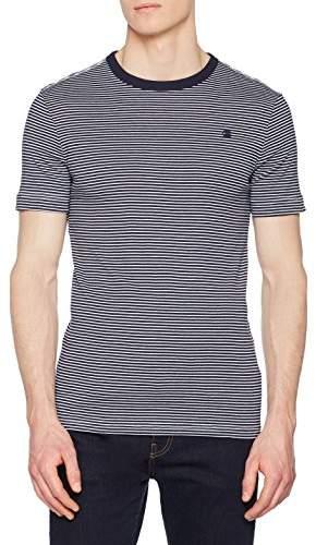 G Star Men's Ciaran Stripe R T S/s T-Shirt,X-Large