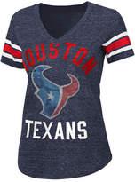G-iii Sports Women's Houston Texans Big Game Rhinestone T-Shirt