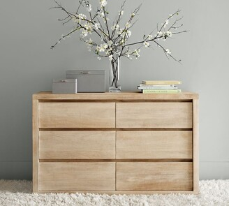 Pottery Barn Cayman 6-Drawer Wide Dresser
