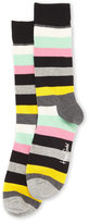 Happy Socks Stripes Crew Socks