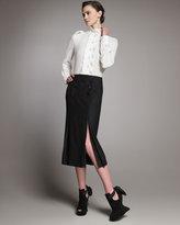 Double-Slit Sailor Skirt