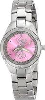 Disney Women's 59006-4 Stainless Steel Minnie Watch