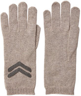 Brunello Cucinelli Cashmere Gloves with Bead Embellishment