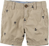 Carter's Print Cargo Shorts - Toddler Boys 2t-5t
