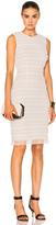 Givenchy Sleeveless Tulle Dress