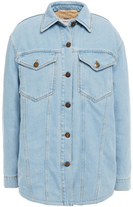 Nanushka Nusta Denim Jacket