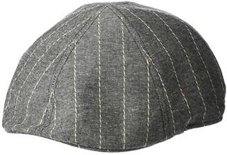 Bailey Of Hollywood Rowson (Black Marl) Caps