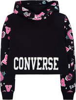 Converse Long Sleeve Sweatshirt - Big Kid Girls