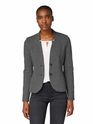 Tom Tailor Casual Women's Strukturierter Suit Jacket