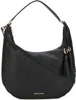 Michael Kors fringed shoulder bag - women - Leather - One Size