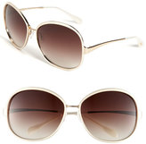'Racy' Metal Sunglasses