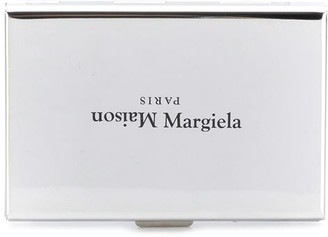 Maison Margiela Logo-Print Cardholder