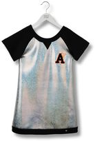 Armani Junior Interlock Dress With Sequins