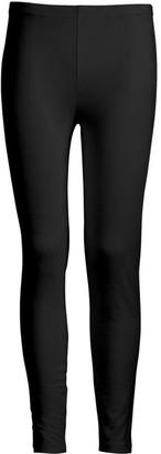 Lily Women's Leggings BLACK - Black Leggings - Women & Plus