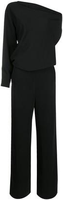 MM6 MAISON MARGIELA One-Shoulder Jumpsuit