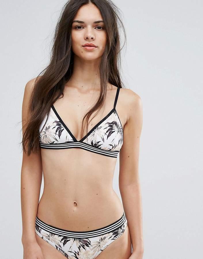 All About Eve Navio Triangle Bikini Top