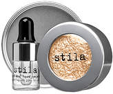 Stila Magnificent Metals Foil Finish Eye Shadow in Metallic Gilded Gold.