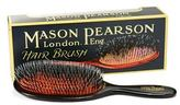 Mason Pearson NEW Black Popular Bristle & Nylon Brush