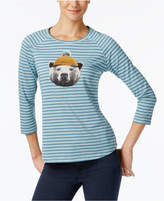 Columbia Unbearable Striped Long-Sleeve T-Shirt