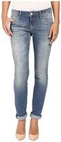 Mavi Jeans Emma Slim Boyfriend in Mid Shaded Vintage