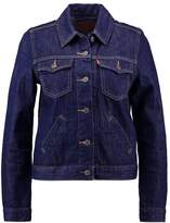 Levi's ORANGE TAB BUTTON TRUCKER Denim jacket axel
