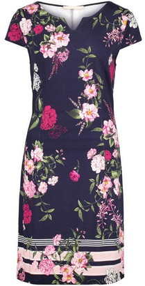 Betty and Co Floral Print Jersey Dress