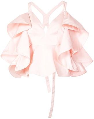 Rosie Assoulin ruffled blouse