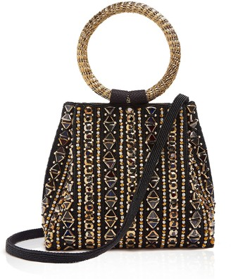 MAE CASSIDY Rekha Reflect Crossbody Black