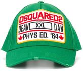 DSQUARED2 Phys Ed baseball cap - men - Cotton - One Size