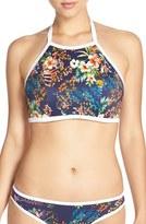 Freya Women's 'Club Tropicana' High Neck Bikini Top