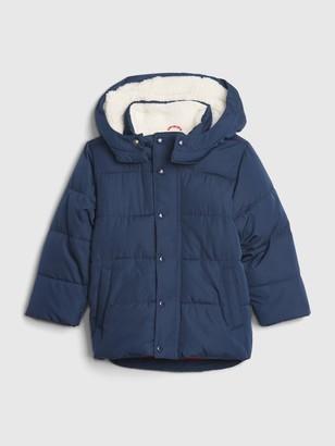 Gap Toddler ColdControl Max Puffer Jacket
