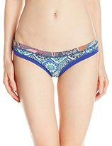 Maaji Women's Azure Highway Signature Bikini Bottom