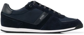 HUGO BOSS Textured Sneakers