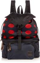 Marni X Porter pop-print belt bag backpack