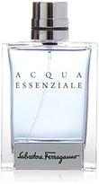 Salvatore Ferragamo Acqua Essenziale Eau de Toilette Spray for Men, 3.4 Ounce