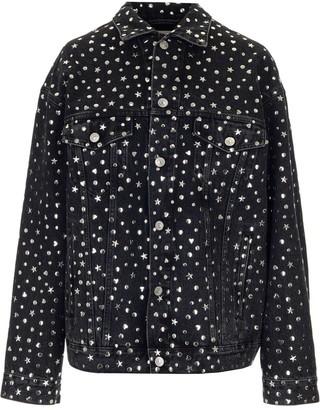 Balenciaga Star Studded Jacket