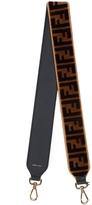 Fendi FF Logo Strap in Velvet