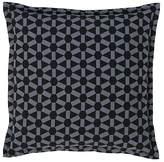 Geo Grid Throw Pillow