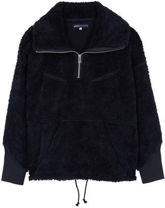 Levi's Navy Fleece Sweatshirt