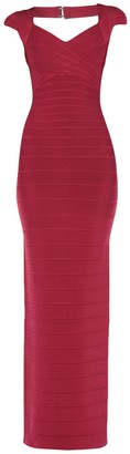 Herve Leger Long dresses