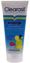 Clearasil Daily Clear Hydra-Blast Oil-Free Face Wash Cleansing 191.75 ml