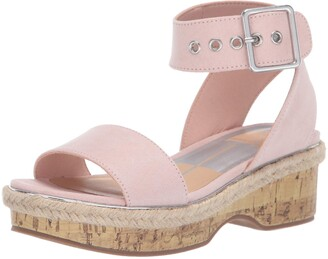 Dolce Vita Girls' Adriel Wedge Sandal