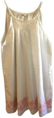 Jack Wills White Cotton Dress for Women