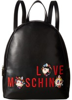 Love Moschino Charming Girls Backpack Backpack Bags