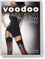 Voodoo Undercover 15d Back-Seam Stocking