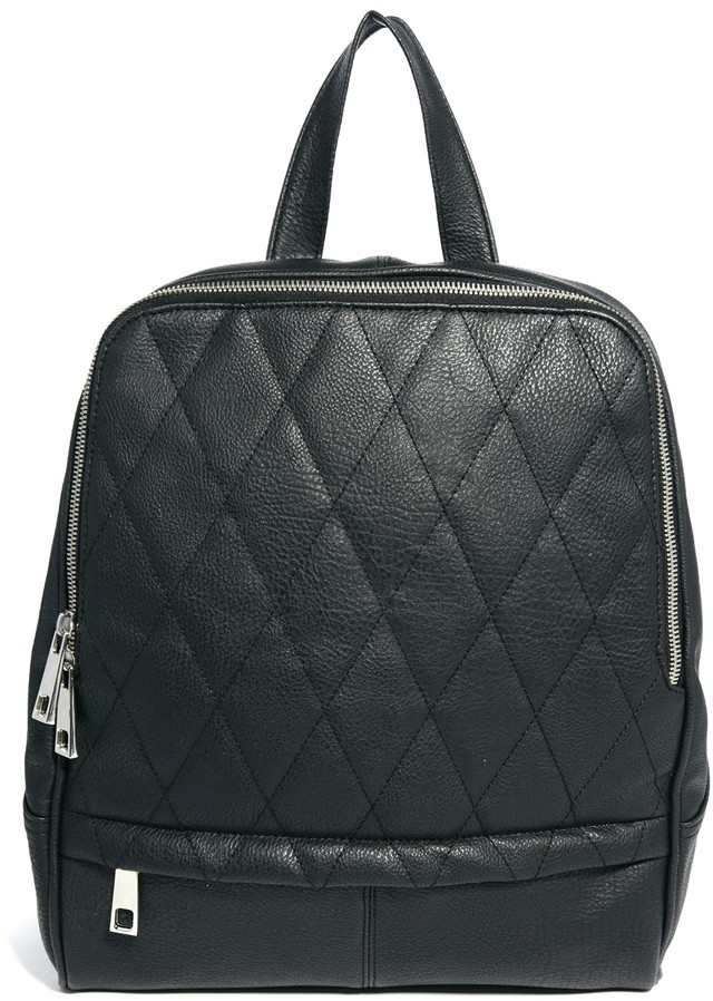 Asos Quilted Boysy Backpack