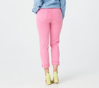 KUT from the Kloth Catherine Straight-Leg Colored Jeans