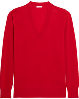 Tomas Maier Cashmere Sweater - Tomato red